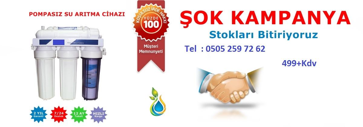 Su Arıtma Kampanya