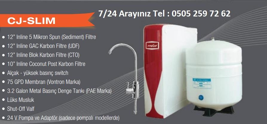 cj-slım su arıtma aqua line