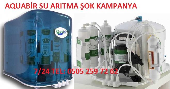 Aqua Bir Su Arıtma-Su Arıtma Servis