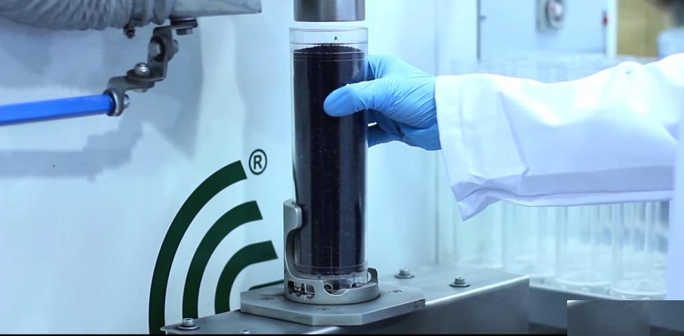 Karbon filtre üretimi