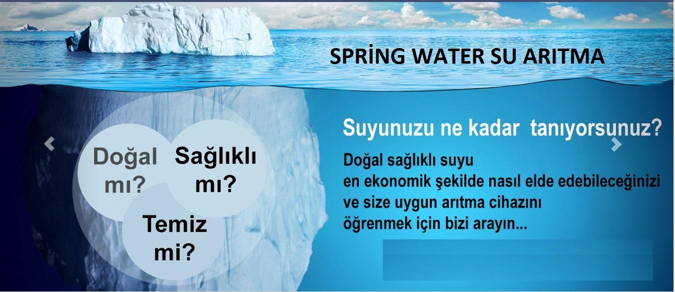 Spring Water Su Arıtma