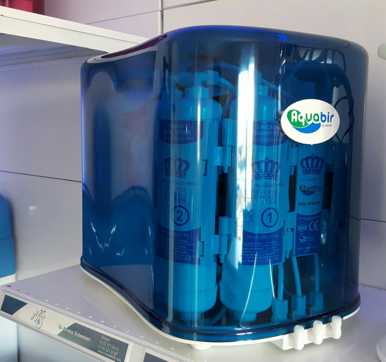 AquaBir Su Arıtma Cihazı