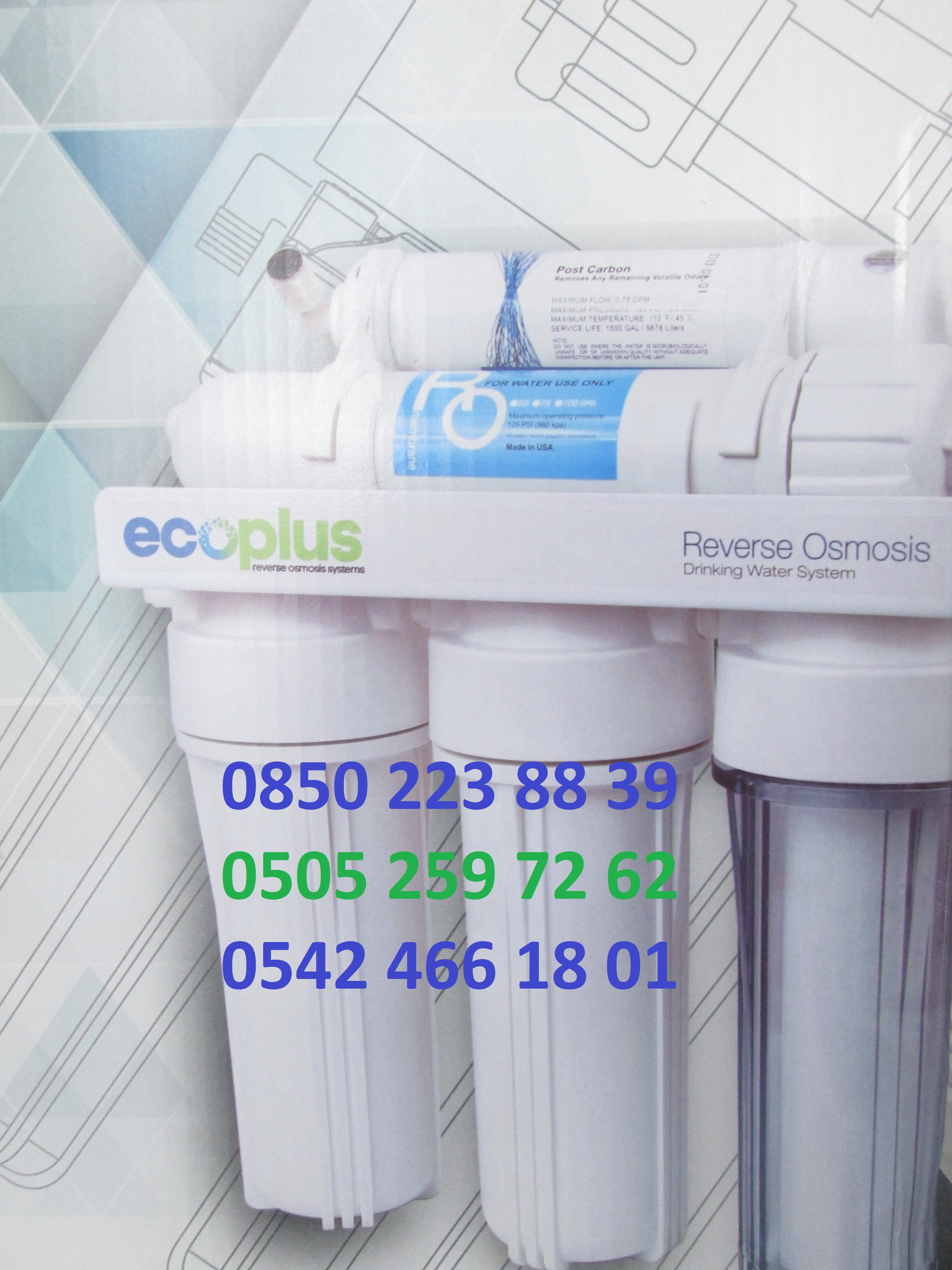 EcoPlus Su Arıtma Cihazları
